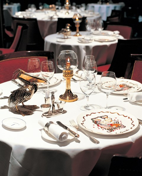 Best London restaurants for star spotting - Restaurant ...