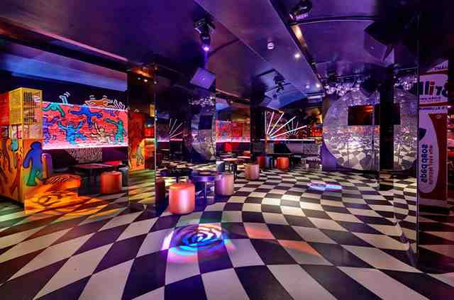 The London Lowdown The Best Themed Bars