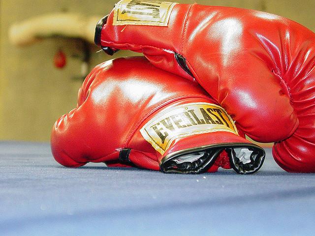 Boxing Grosvenor Sport