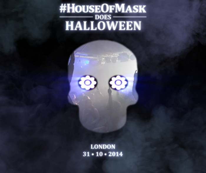 house of mask
