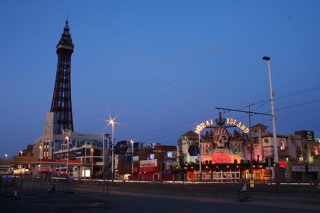 Northern Lights Blackpool The Northern Lights