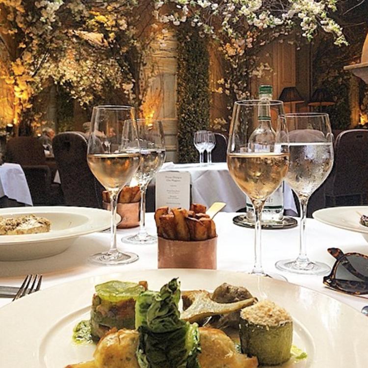 Best Romantic Restaurants Near Charing Cross
