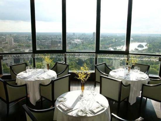 galvin-at-windows London Top restaurant