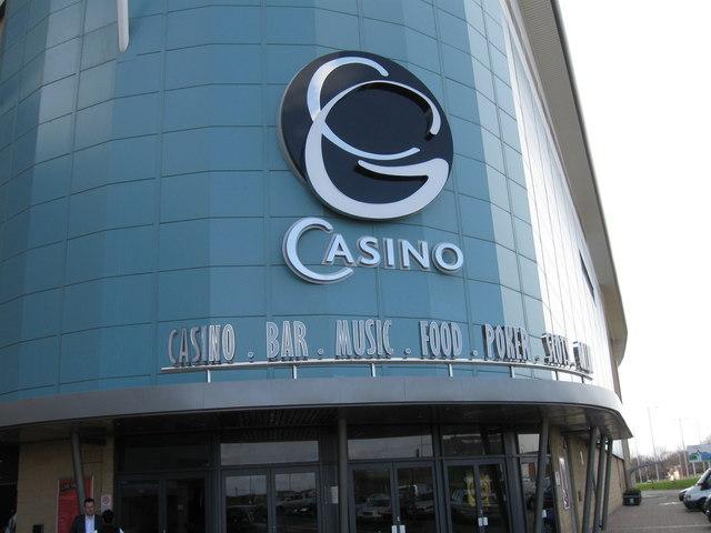 Grosvenor g casino coventry ricoh arena