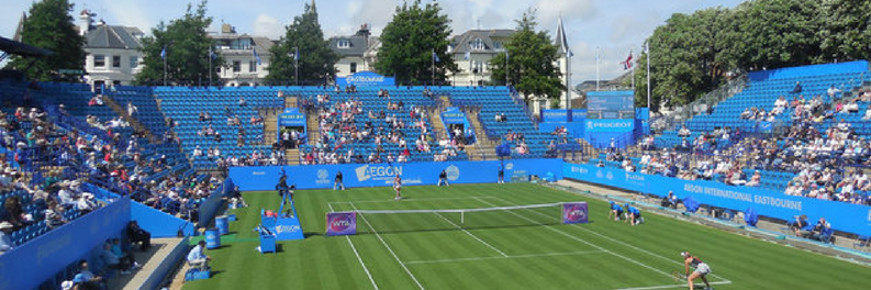 East Sussex Tennis Court