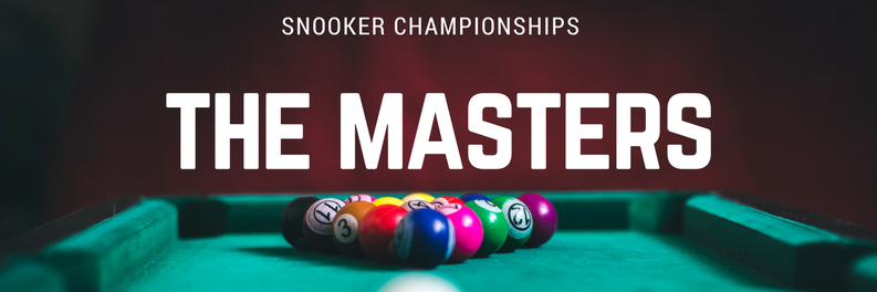 The masters snooker betting odds