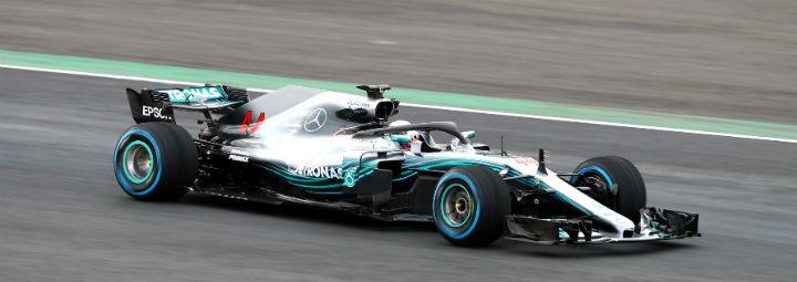 Formula 1 odds
