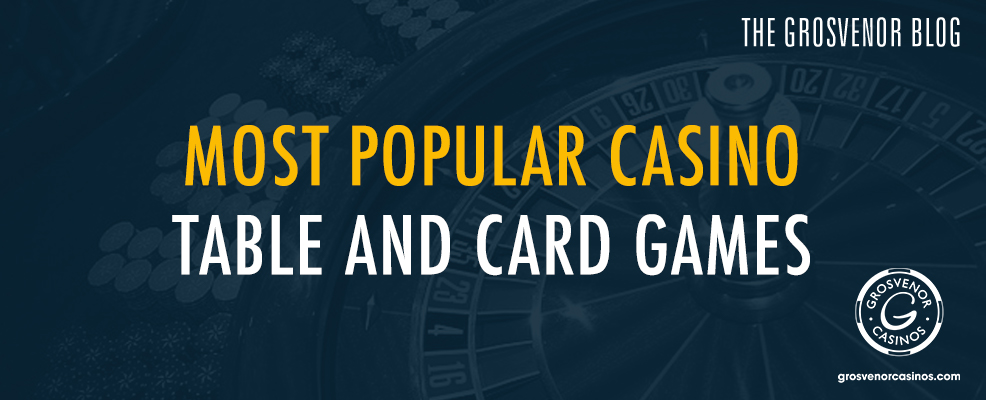 most-popular-casino-table-and-card-games