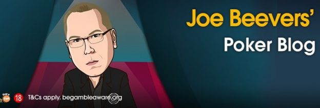 joe beevers poker blog