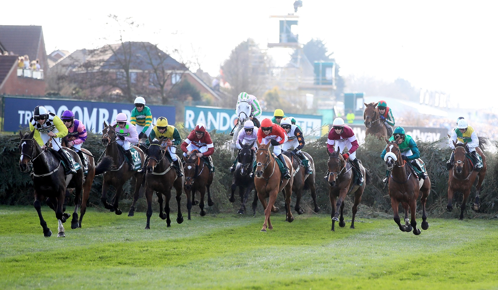 Favourites For Grand National