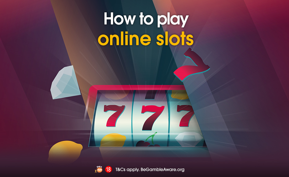How to play online slots - Grosvenor Casinos