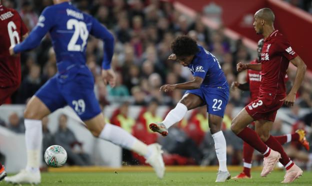 Grosvenor Sport Liverpool Chelsea