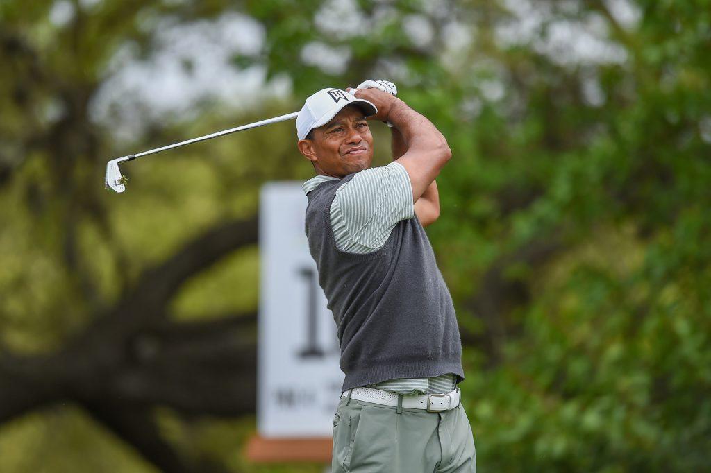 Tiger Woods - Grosvenor Sport