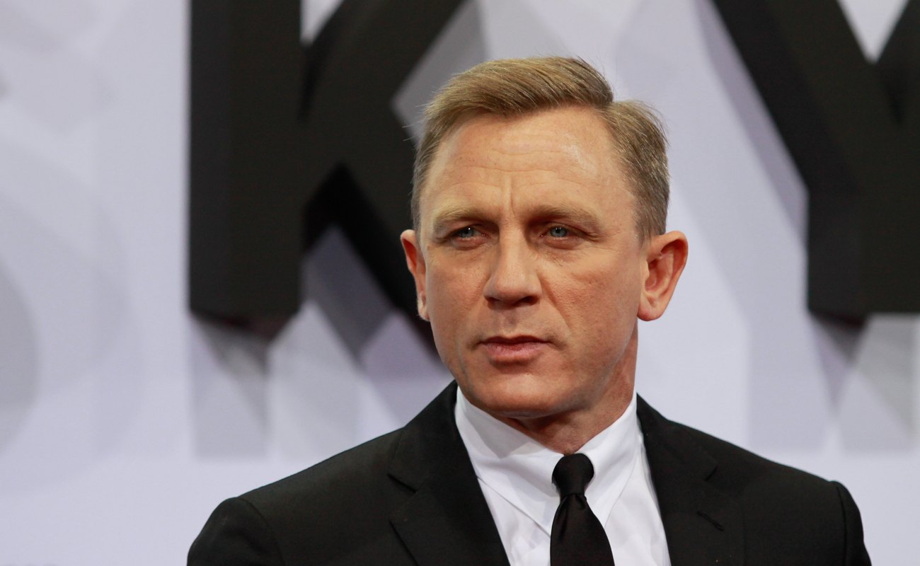 "Actor Daniel Craig attends the Germany premiere of James Bond 007 movie ""Skyfall"""
