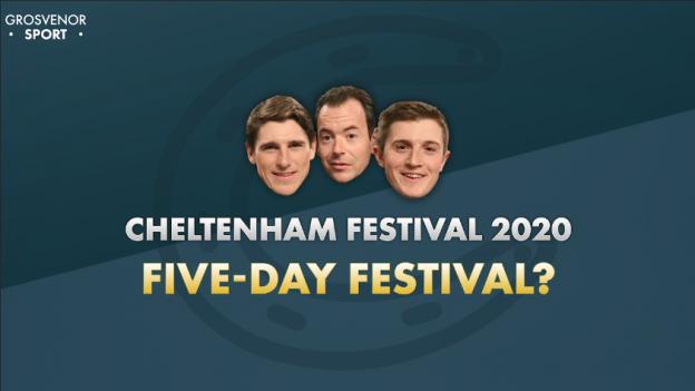 Five-Day Cheltenham Festival? Preview night panel