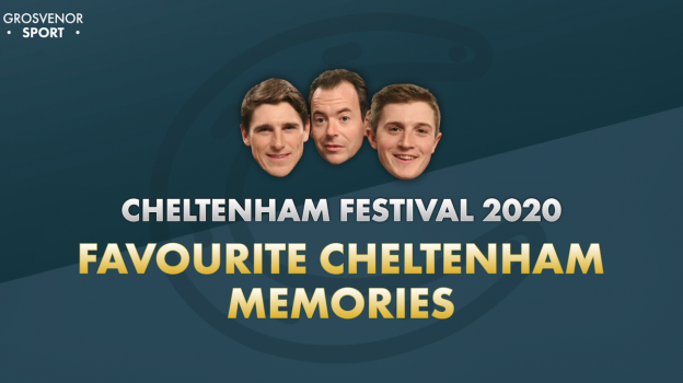 Cheltenham Festival Memories - Preview night 2020