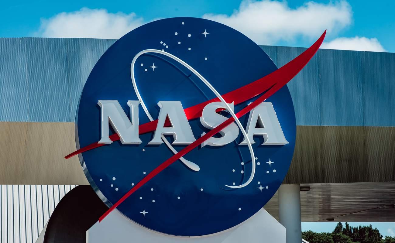 NASA logo in Florida