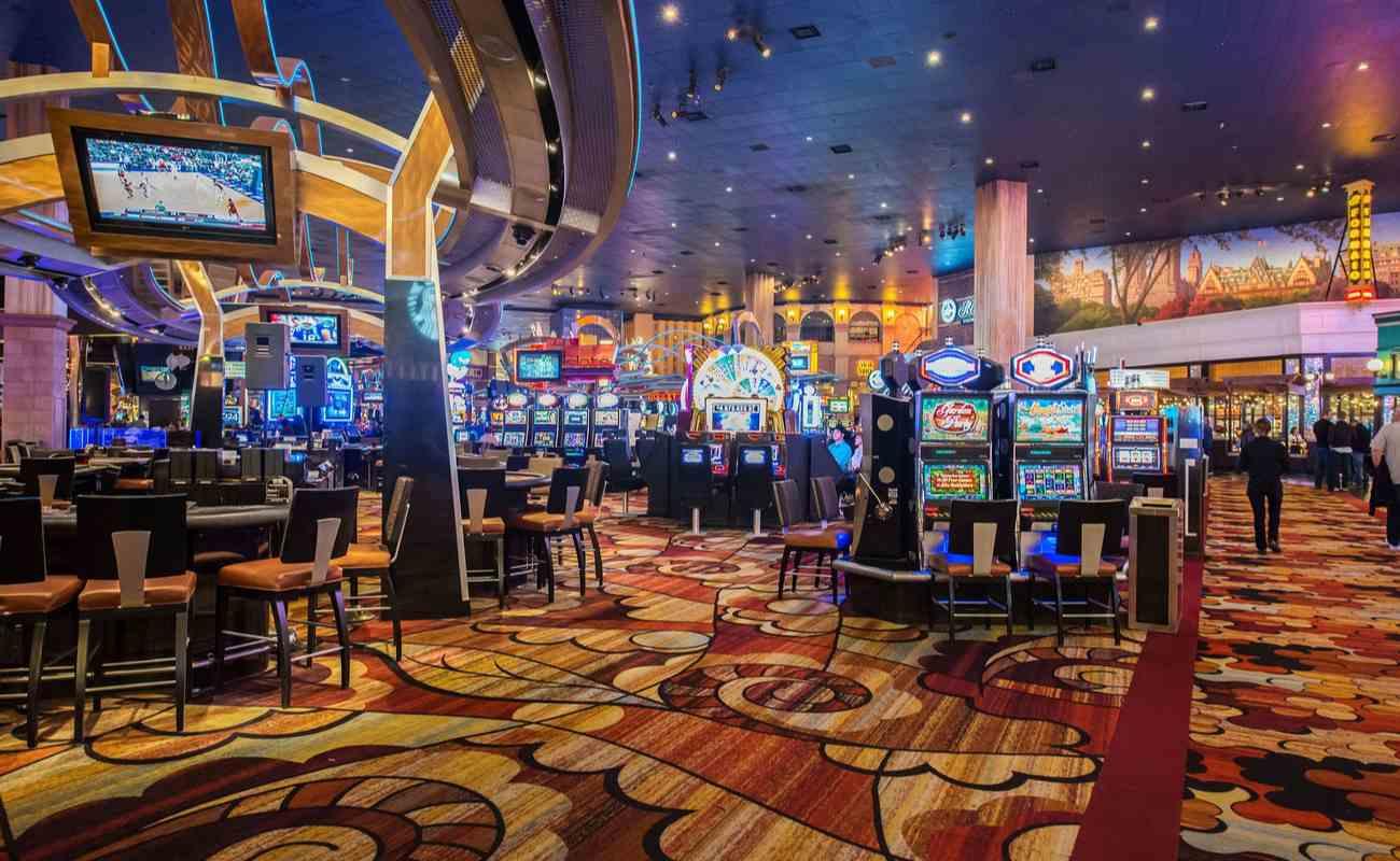 Casino Slots Cheltenham
