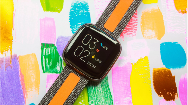 The Fitbit Versa 2