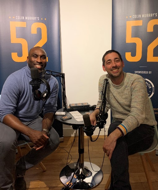 Colin Murray's 52 with….Sol Campbell