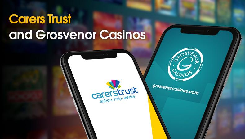 Grosvenor and Carers Trust