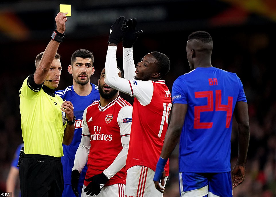 Ask The Ref : VAR Moves Into Europa League