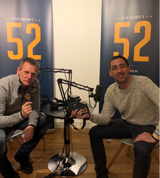 Colin Murray's 52 with….Stuart Pearce