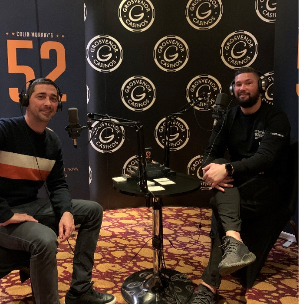 Colin Murray's 52 with….Tony Bellew