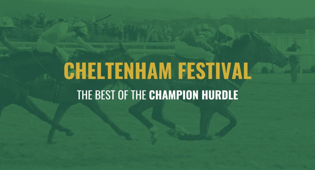 10 dari pemenang Champion Hurdle terbaik di Cheltenham Festival