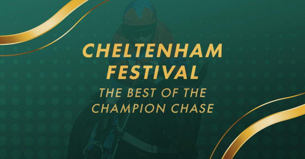Pemenang Chase Champion terhebat Festival Cheltenham
