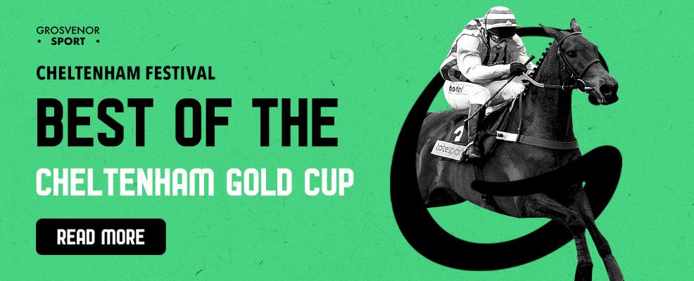 Piala Emas Cheltenham